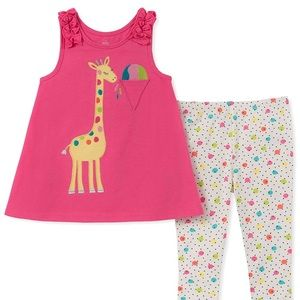 Giraffe 🦒 outfit by Kids Headquarters